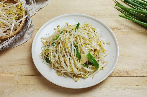 鐵板豆芽菜(奶素)