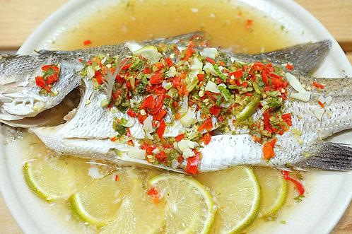泰式檸檬蒸魚(蒸)