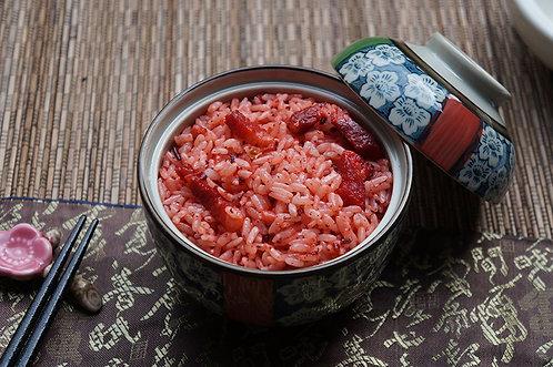 阿英養生紅麴油飯
