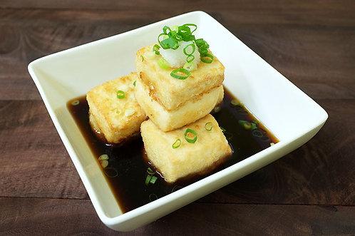 日式炸豆腐(素)
