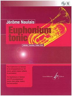 Euphonium Tonic Volume 2 - Jérome Nolais - Jérôme Naulais