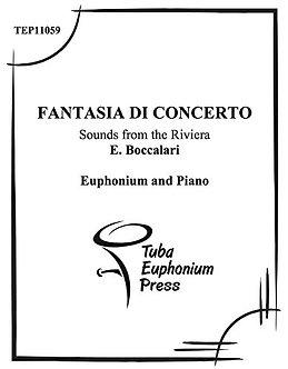 Fantasia di Concerto - Eduardo Boccalari - Eduardo Boccalari