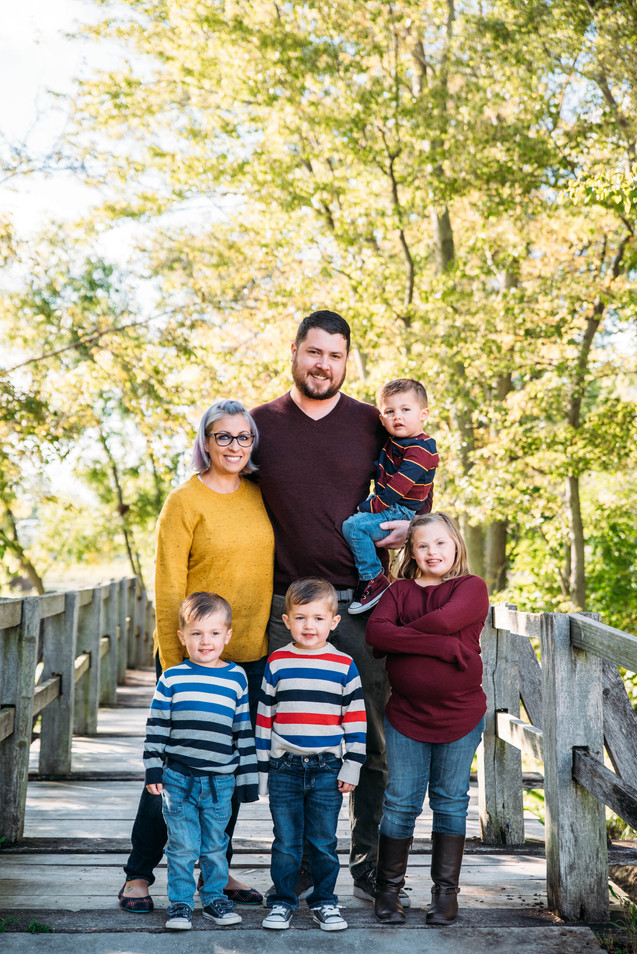 Family Photography Monroe Michigan
