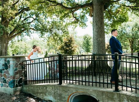 Langley + Grace- Bryan, Ohio Wedding