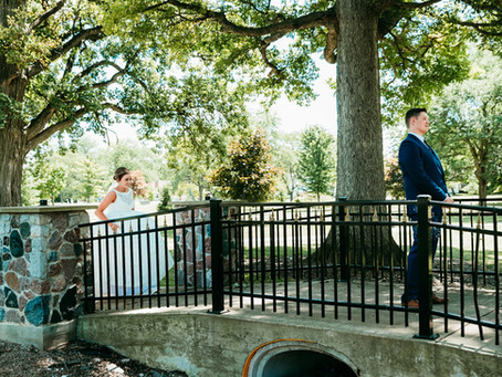 Langley + Grace- Bryan, Ohio Wedding