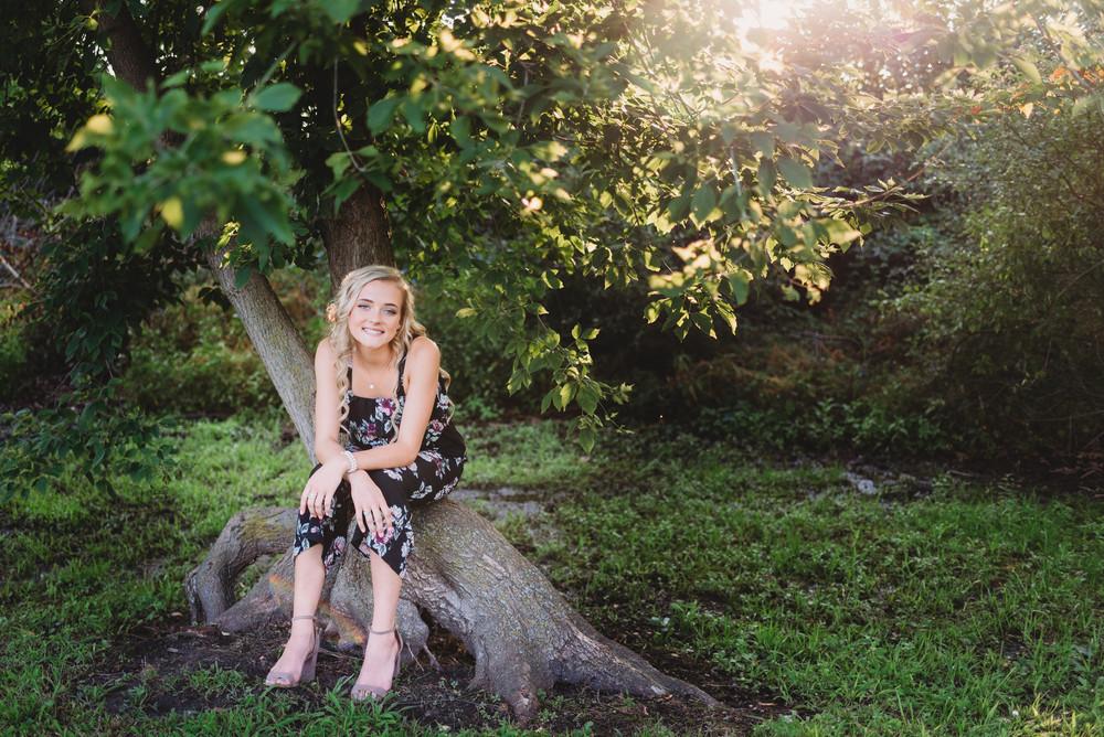 Sycamore Lane Photography- Senior Session