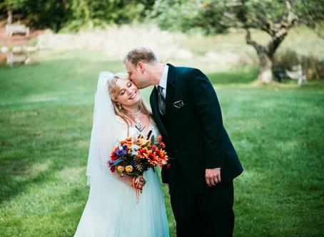 Cody + Mary, Hillsdale, Michigan Wedding