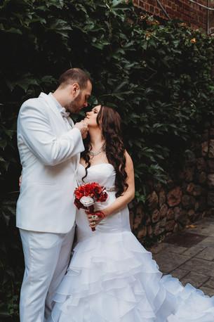 Eaton Rapids, Michigan Wedding Photography