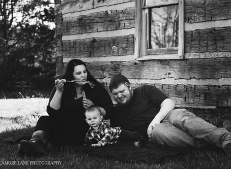 Family Photo Session- Pioneer, Ohio