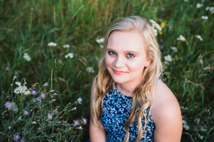 Sycamore Lane Photography- Senior Girl