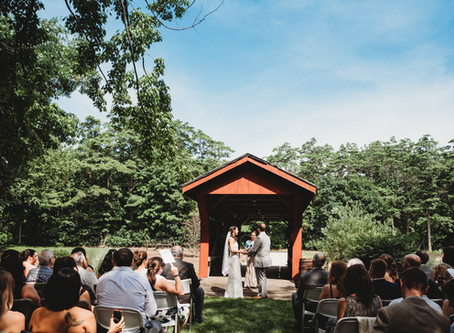 Nate + Victoria- Saugatuck, Michigan Wedding
