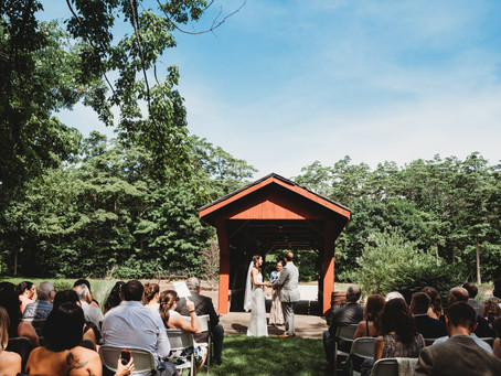 Nate + Victoria- Saugatuck, Michigan Wedding