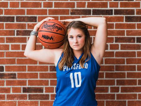 Abby- Pittsford, Michigan Senior 2019