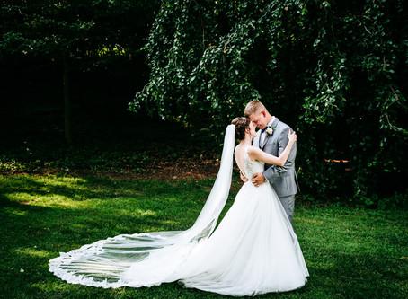 Hillsdale, Michigan Wedding- Tyler + Brietta