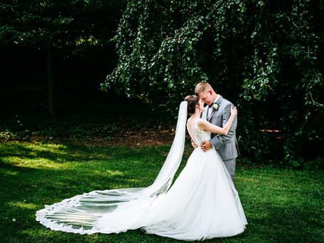 Hillsdale, Michigan Wedding- Tyler + Brietta
