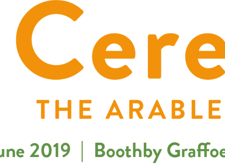 Cereals Event 2019