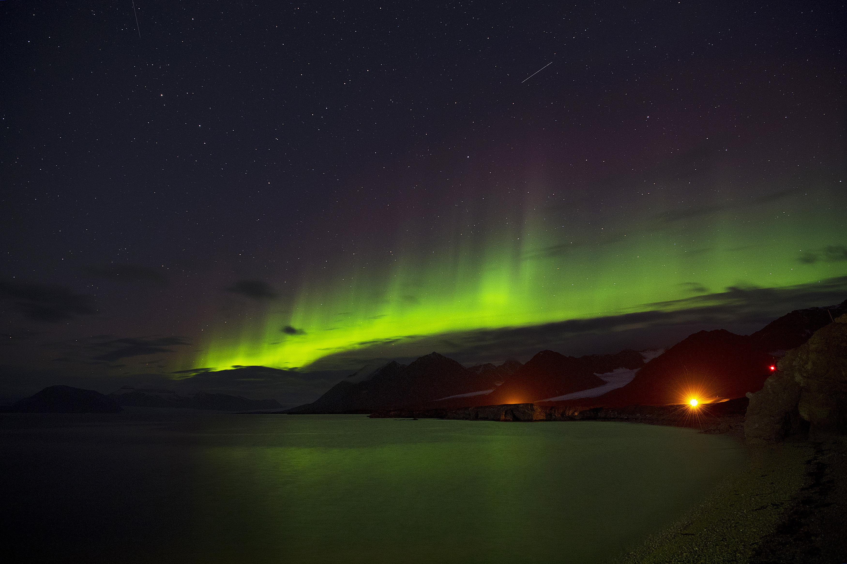 Ny-Alesund, Svalbard, Arctic Ocean 4