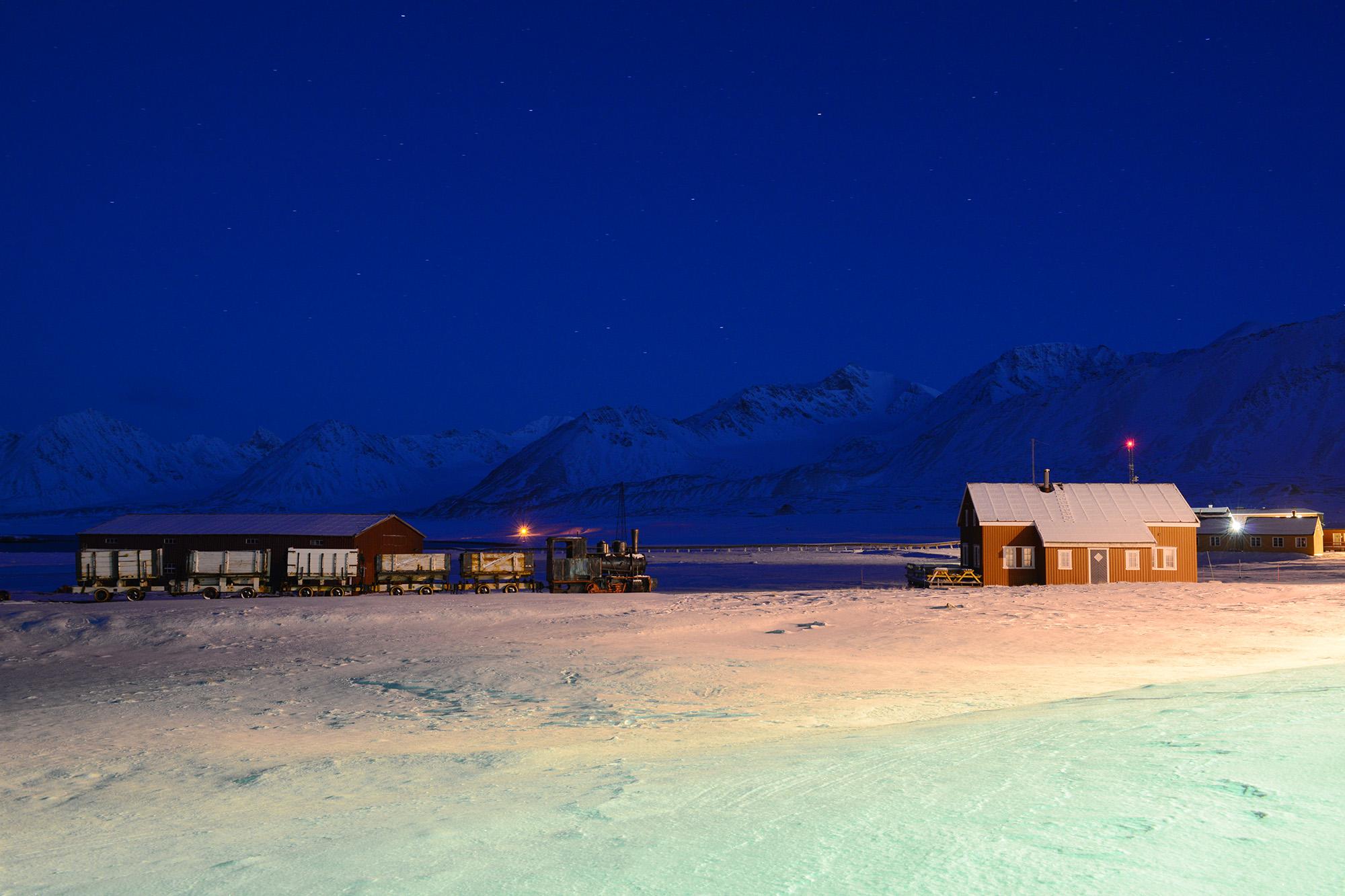 Ny-Alesund, Spitsbergen, Svalbard 3 61x7