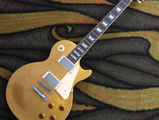For Sale: 1990's Orville Les Paul Gold-Top