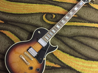 For Sale: 1980 Greco ECG500 in Tobacco Burst