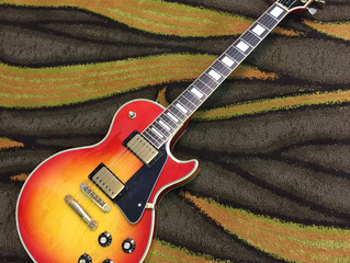 For Sale: 1980s Greco ECG500 Cherryburst