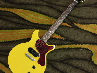 For Sale: 1986 Greco Les Paul Junior Double-Cut in TV Yellow