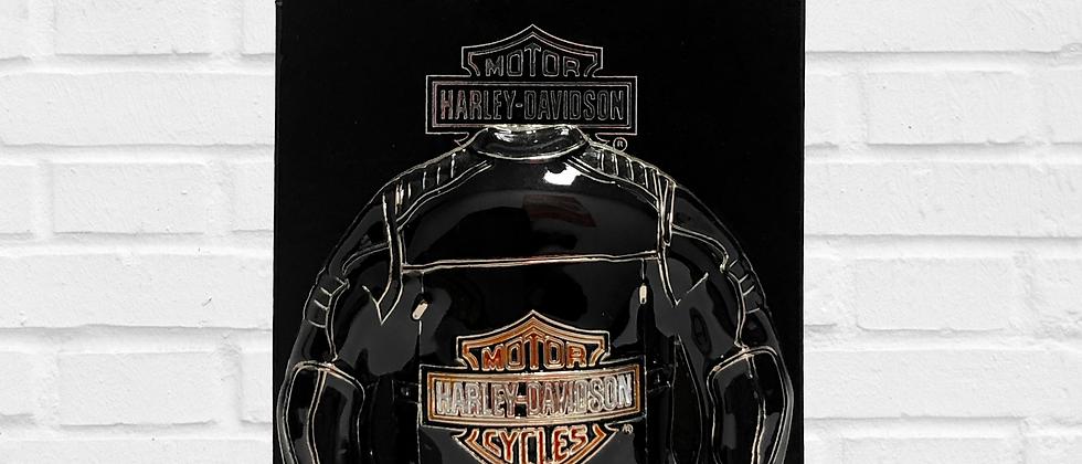 PIN BLACK VEST HARLEY-DAVIDSON
