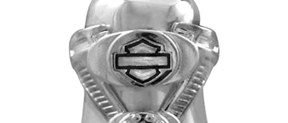 HARLEY ENGINE RIDE BELL