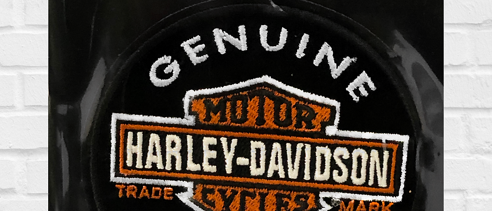 GENUINE MOTORCYCLES PATCH