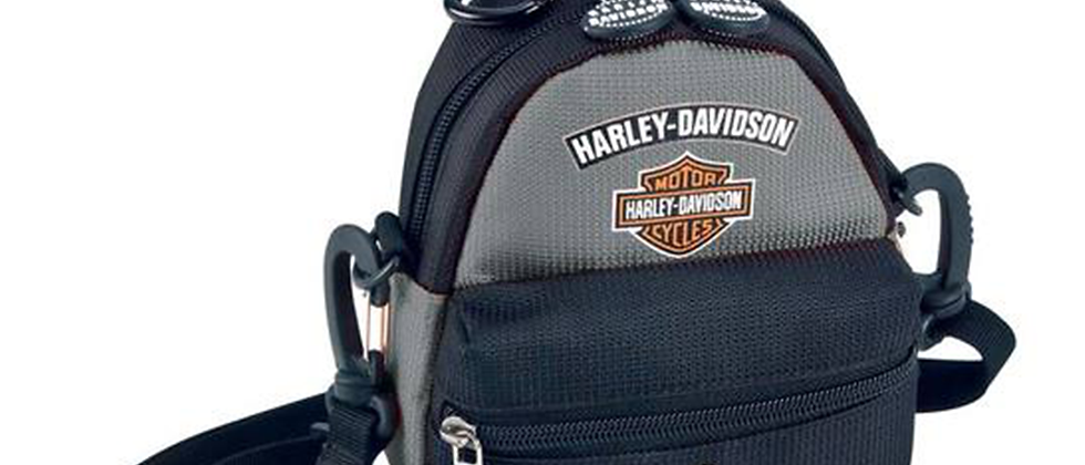 Harley-Davidson® Mini Me Backpack, Silver