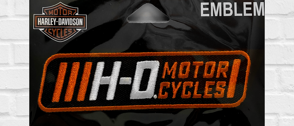 H-D MOTORCYCLES PATCH