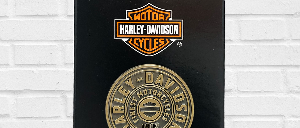 PIN HARLEY-DAVIDSON FINEST MOTORCYCLES
