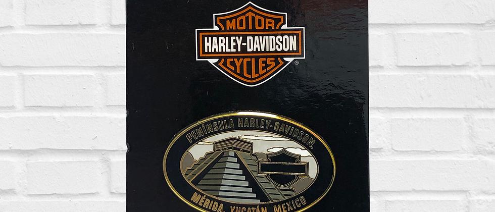Pin Península Harley-Davidson