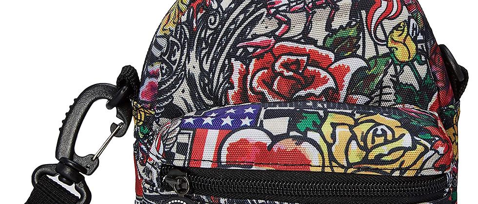 Harley-Davidson® Mini Me Backpack, Sleek & Functional, Tattoo Design