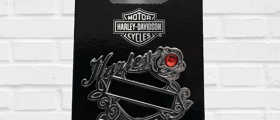 PIN RUBY HARLEY-DAVIDSON