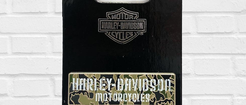 PIN CAMOUFLAGE HARLEY-DAVIDSON