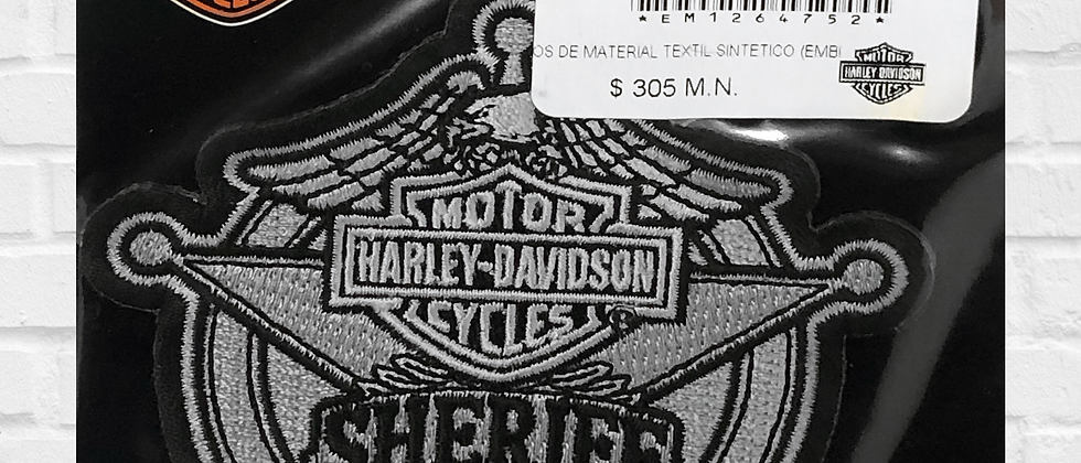 HARLEY-DAVIDSON SHERIFF PATCH