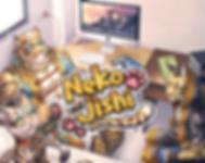 Nekojishi Key Art