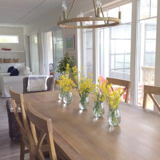 cottage style diningroom