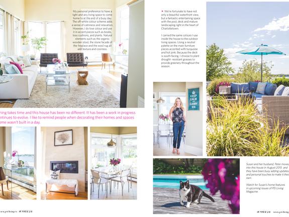 PEI Living Magazine July 2018 Issue