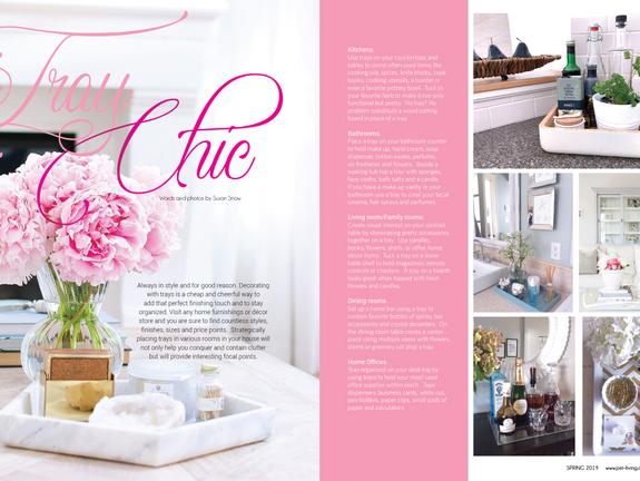 PEI Living Magazine Spring 2019 Tray Chi
