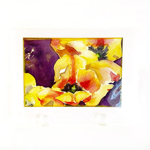 "Original Art Card #43, 5"" x 7"""