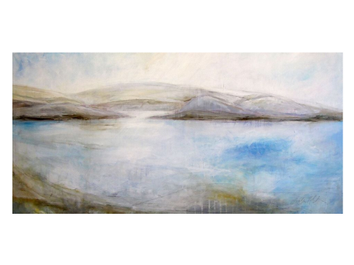 """The View, 30"""" x 60"""""""