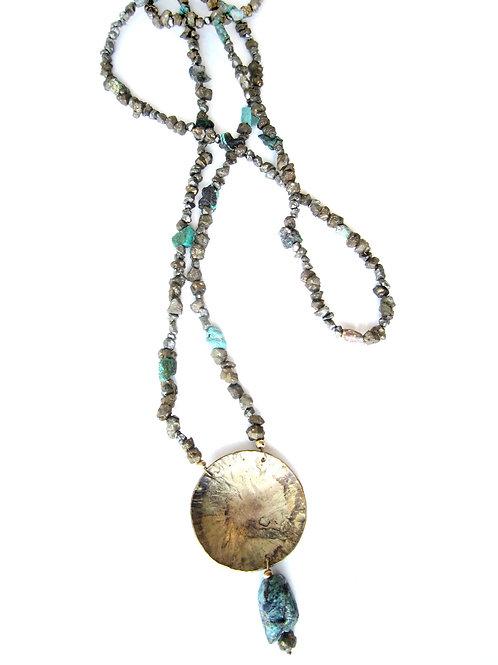 Necklace - Chrysacola