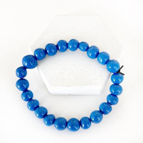 Bracelet - Glossy Blue