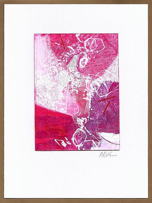 "Original Art Card #22, 5"" x 7"""