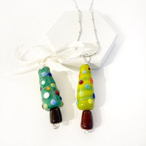 Seasonal Pendant - Christmas Tree