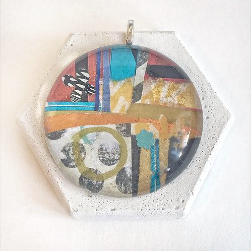 Pendant - circle