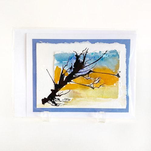 "Original Art Card #3, 5"" x 7"""