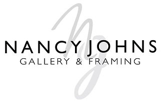 Logo for Nancy Johs Gallery & Framing